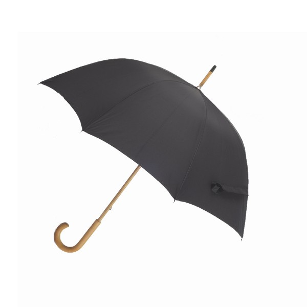 Black Umbrella With Branding
