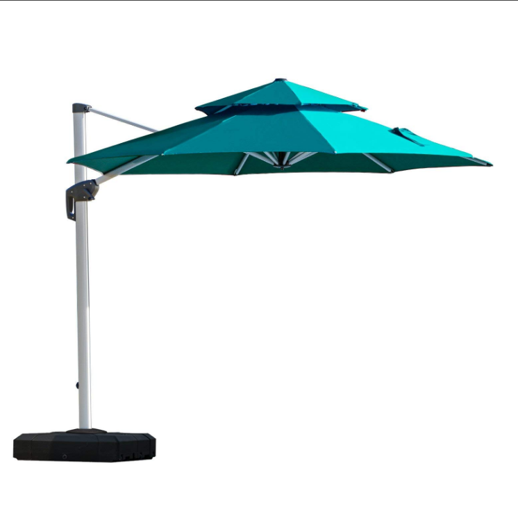 11 foor deluxe patio umbrella cantilever