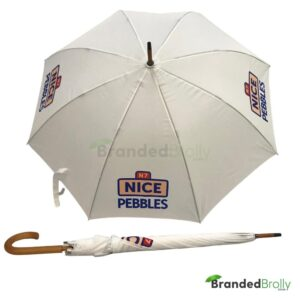 Wood Walker Branded Umbrella