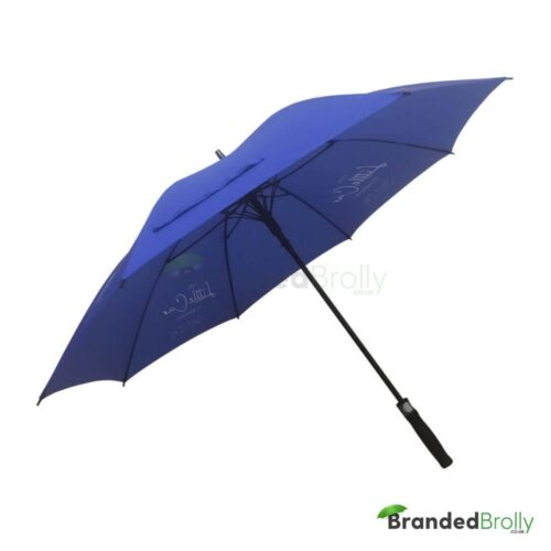 Royal Blue Custom Umbrella