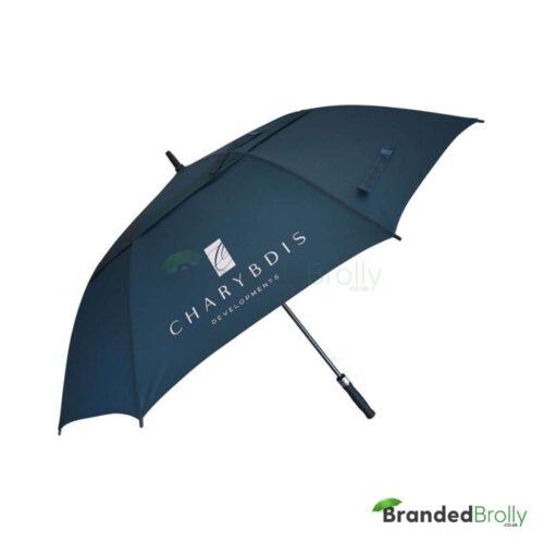 Xl Vented Personalised Golf Umbrella