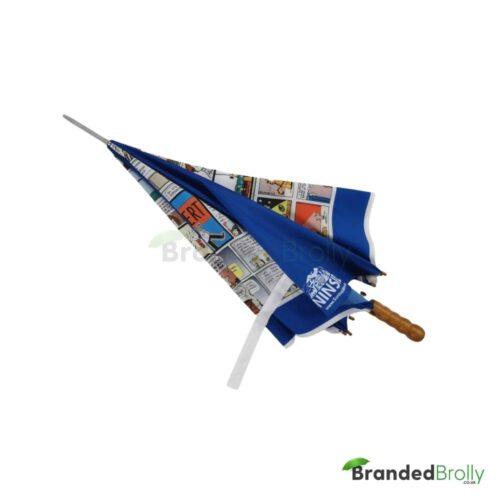Budget Metal Frame Custom Umbrella