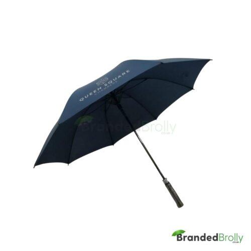 Navy Blue Custom Umbrella