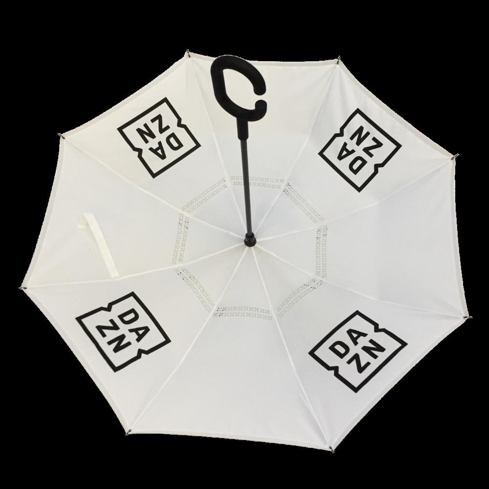 Branded Custom UK DAZN Umbrella