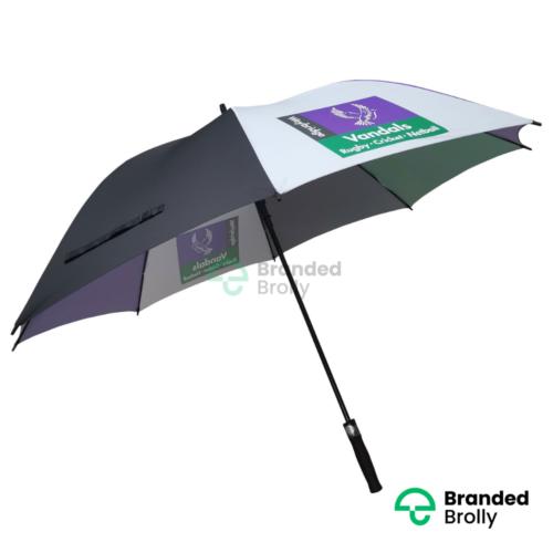 Fully Customised Large Golf Umbrella