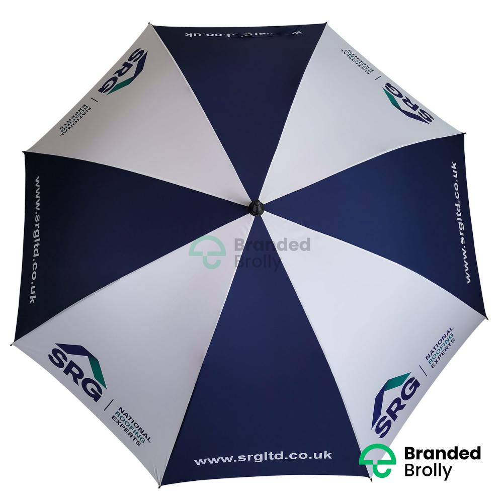 Large Promotional Golf Umbrellas
