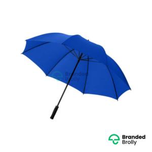 Value Range Blue Branded Golf Umbrella